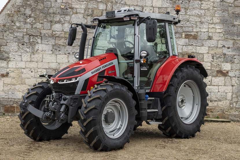 Tracteur MF 5S