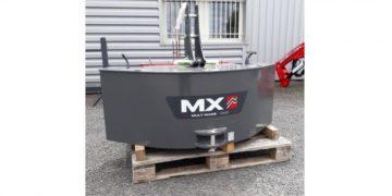 Masses MX